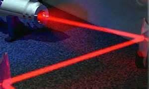 دانلود تحقیق درباره لیزر و طرز تولید آن