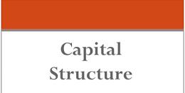 دانلود پاورپوینت ساختار سرمایه و نظریه های مختلف آن