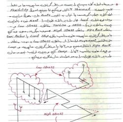 دانلود جزوه آموزشی بسیار کامل و کاربردی طراحی لوله کشی و تحلیل تنش جزیره بویلر نیروگاه سیکل ترکیبی